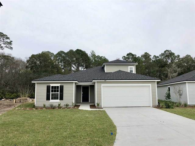 444 Meadow Ridge Drive, St Augustine, FL 32092 (MLS #198684) :: The DJ & Lindsey Team