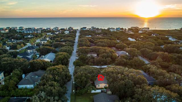 303 Third St, St Augustine, FL 32084 (MLS #198910) :: The Newcomer Group