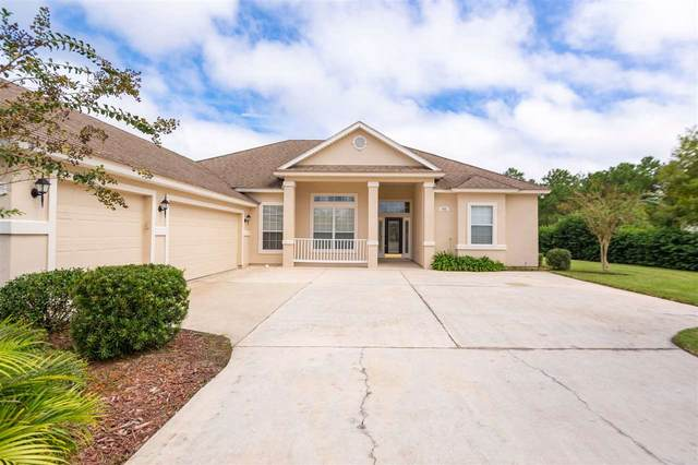 632 Battersea Dr, St Augustine, FL 32095 (MLS #198928) :: The Impact Group with Momentum Realty