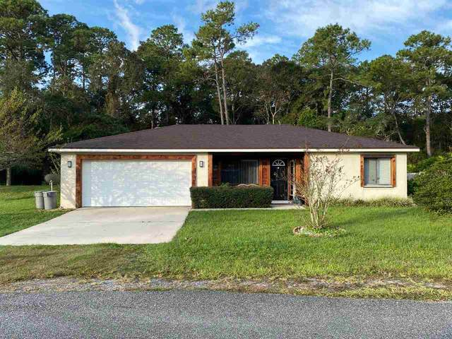 6219 Old Dixie Dr., St Augustine, FL 32095 (MLS #199030) :: Memory Hopkins Real Estate
