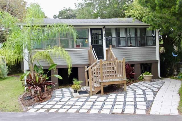 108 Cerro St, St Augustine, FL 32084 (MLS #199155) :: Better Homes & Gardens Real Estate Thomas Group
