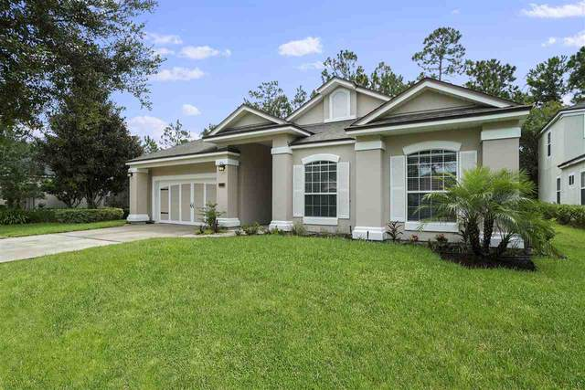 856 Chanterelle Way, Jacksonville, FL 32259 (MLS #199342) :: 97Park