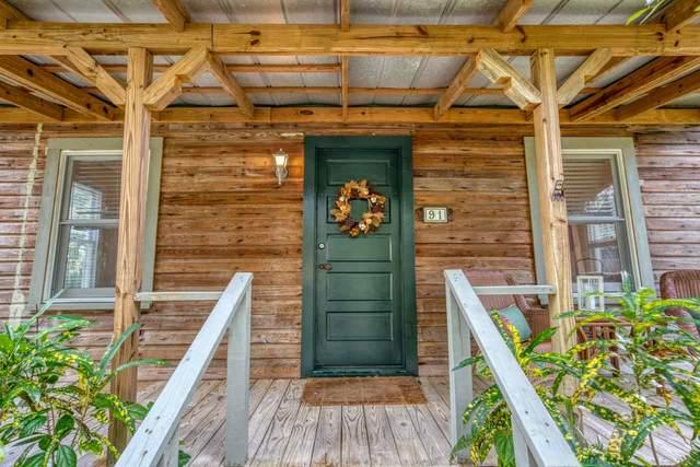 91 Lincoln St, St Augustine, FL 32084 (MLS #199508) :: Century 21 St Augustine Properties