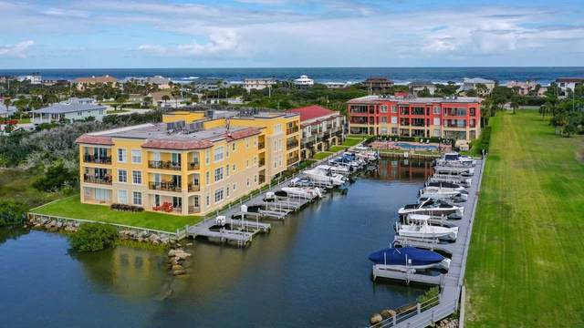 130 Sunset Harbor Way Unit 203 #203, St Augustine, FL 32080 (MLS #199520) :: The Newcomer Group