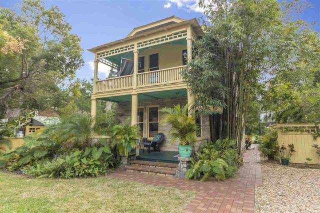 87 South Street, St Augustine, FL 32084 (MLS #199523) :: The Impact Group with Momentum Realty