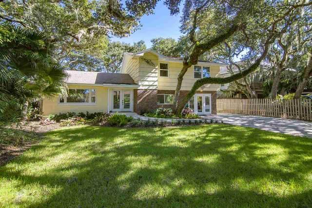 5378 Riverview Drive, St Augustine Beach, FL 32080 (MLS #199774) :: Century 21 St Augustine Properties