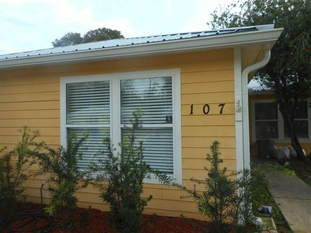 107 Plantation Point Drive, St Augustine, FL 32084 (MLS #199905) :: Better Homes & Gardens Real Estate Thomas Group