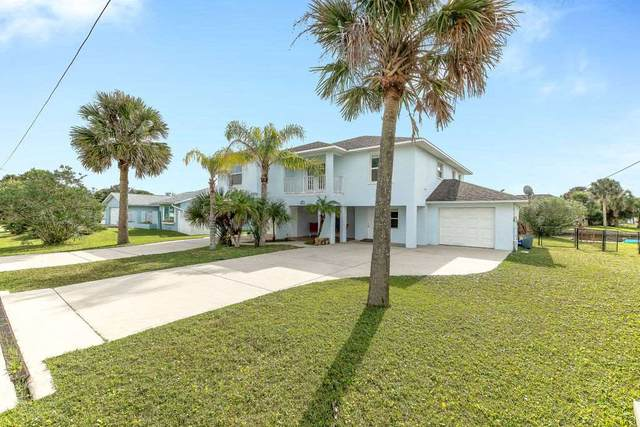 333 N 12th Street, Flagler Beach, FL 32136 (MLS #200063) :: Olde Florida Realty Group
