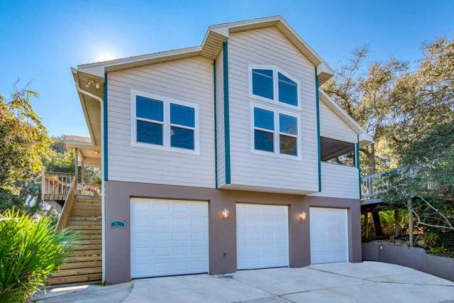 415 15Th St, St Augustine, FL 32084 (MLS #200189) :: The Newcomer Group
