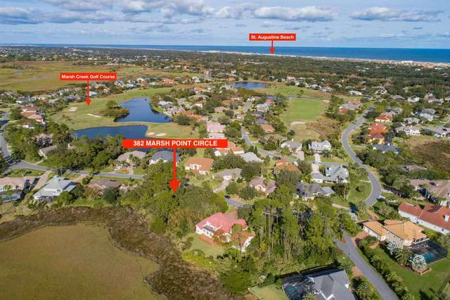 382 Marsh Point Cir, St Augustine Beach, FL 32080 (MLS #200247) :: The Impact Group with Momentum Realty