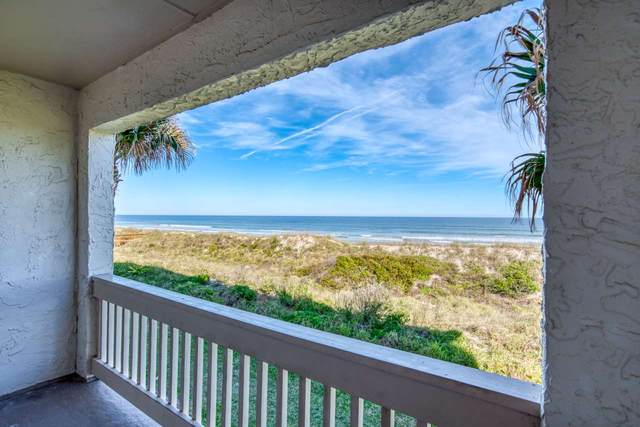 8130 S A1a I-2 1-2, St Augustine, FL 32080 (MLS #200250) :: Better Homes & Gardens Real Estate Thomas Group