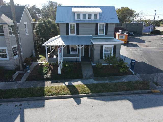 101 Orange St., St Augustine, FL 32084 (MLS #200432) :: The Perfect Place Team