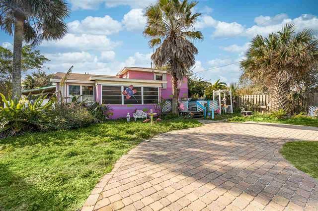 11 13th St., St Augustine Beach, FL 32080 (MLS #200560) :: Endless Summer Realty