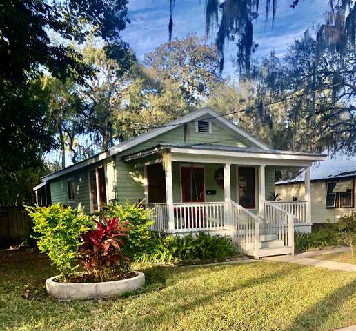 18 Sylvan Dr, St Augustine, FL 32084 (MLS #210159) :: The Newcomer Group