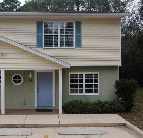 1590 Masters Dr #8, St Augustine, FL 32084 (MLS #210256) :: The Newcomer Group