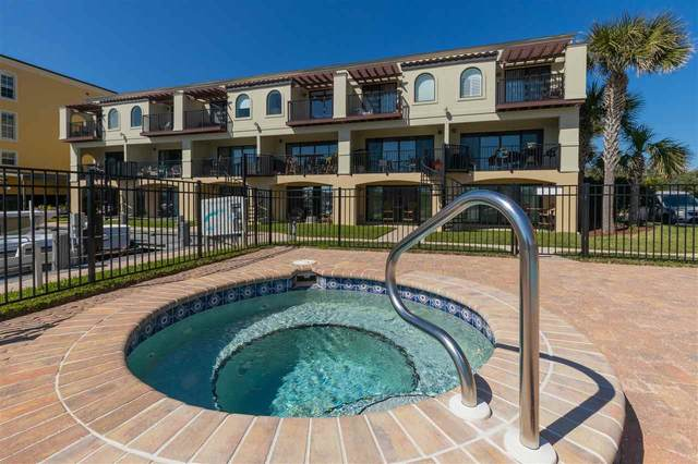120 Sunset Harbor Way #102, St Augustine, FL 32080 (MLS #210270) :: The Newcomer Group