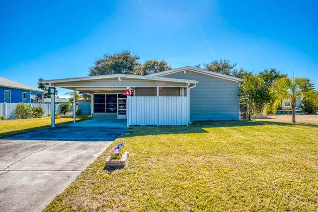 279 Pizarro Rd, St Augustine, FL 32080 (MLS #210336) :: The Newcomer Group