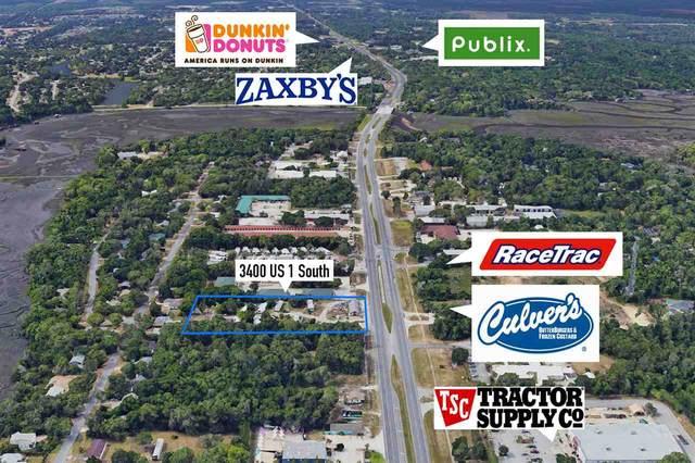 3400 Us Highway 1 South, St Augustine, FL 32086 (MLS #210907) :: Keller Williams Realty Atlantic Partners St. Augustine