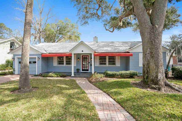 65 Magnolia Ave, St Augustine, FL 32084 (MLS #210908) :: CrossView Realty