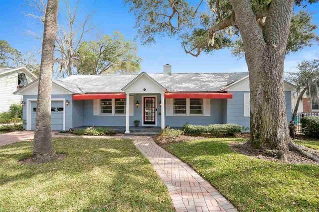 65 Magnolia Ave, St Augustine, FL 32084 (MLS #210908) :: 97Park