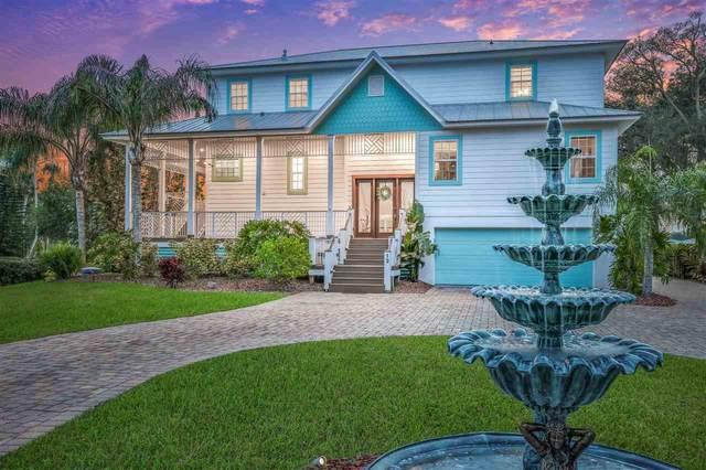 12 Hammock Oak Ct, Palm Coast, FL 32137 (MLS #210912) :: Century 21 St Augustine Properties