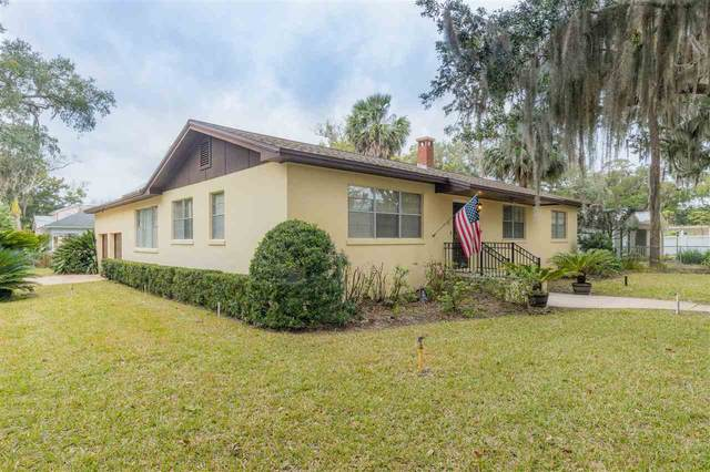 10 Magnolia Avenue, St Augustine, FL 32084 (MLS #211099) :: CrossView Realty