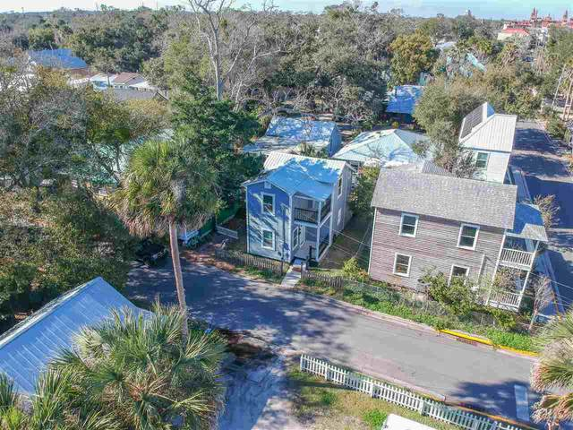 72 Lincoln St, St Augustine, FL 32084 (MLS #211136) :: Endless Summer Realty