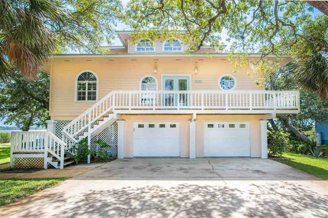 5536 Sunset Landing Circle, St Augustine, FL 32080 (MLS #211187) :: The Impact Group with Momentum Realty
