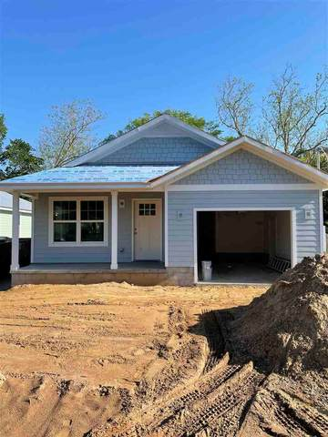1022 Collier Blvd, St Augustine, FL 32084 (MLS #211253) :: CrossView Realty