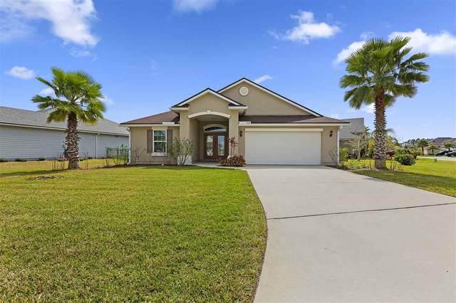 119 Benvolio Way, St Augustine, FL 32092 (MLS #211478) :: CrossView Realty