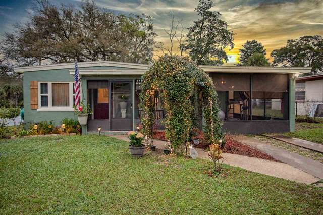 5 Dr Rb Hayling Place, St Augustine, FL 32084 (MLS #211483) :: Olde Florida Realty Group