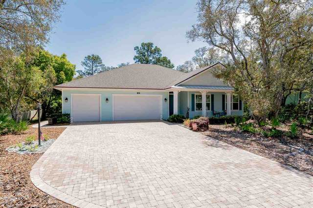 224 History Place, St Augustine, FL 32095 (MLS #211488) :: CrossView Realty