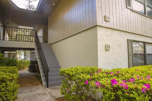22 Cristina Ct, St Augustine, FL 32086 (MLS #211691) :: Bridge City Real Estate Co.