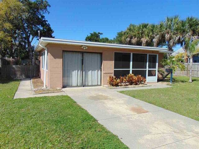 22 Montrano Ave., St Augustine, FL 32080 (MLS #211781) :: Olde Florida Realty Group