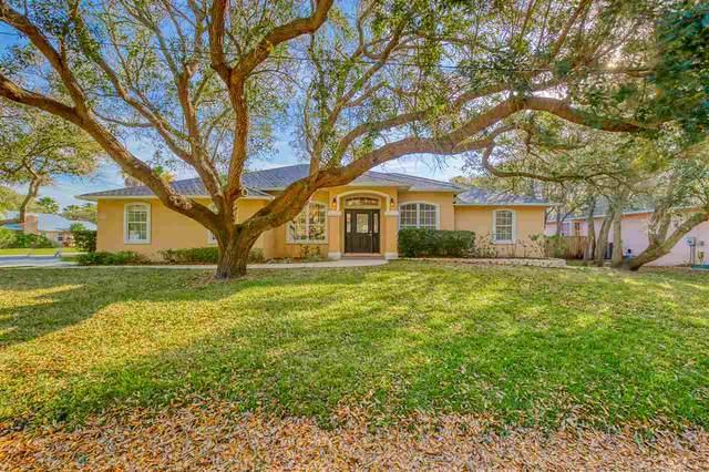 3820 Myrtle Street, St Augustine, FL 32084 (MLS #211867) :: CrossView Realty
