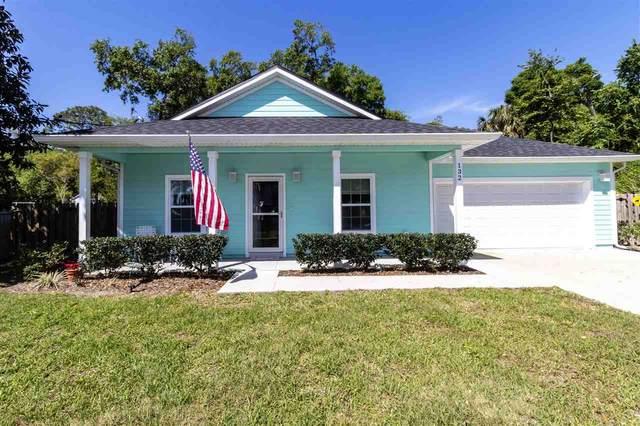 132 Egret Rd, St Augustine, FL 32086 (MLS #212229) :: CrossView Realty