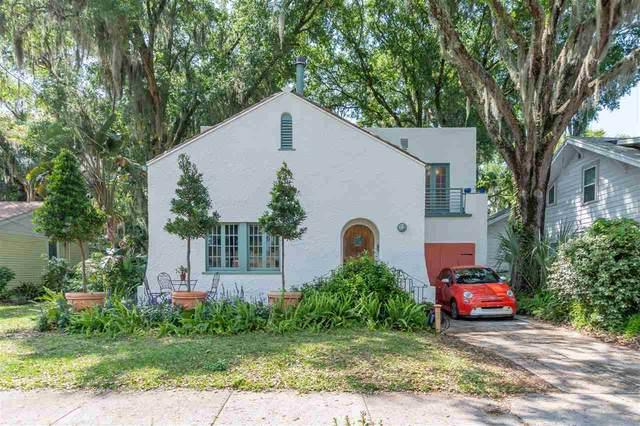 31 Fullerwood Dr, St Augustine, FL 32084 (MLS #212236) :: Endless Summer Realty