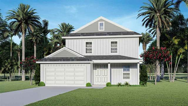 40 Oak Ave, St Augustine, FL 32084 (MLS #212248) :: Olde Florida Realty Group