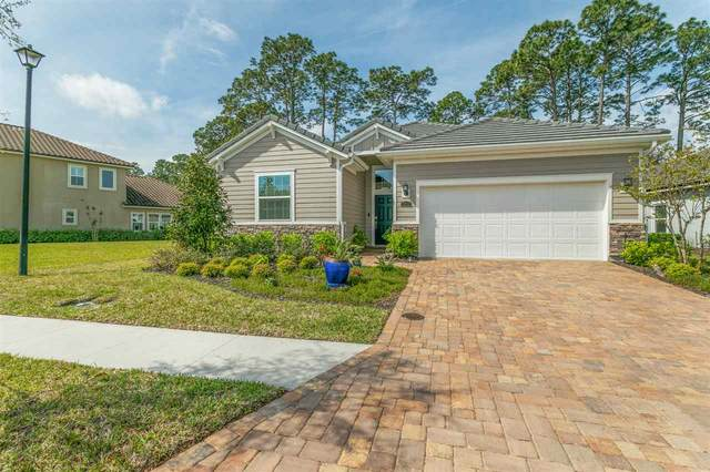 111 Portada Dr, St Augustine, FL 32095 (MLS #212257) :: CrossView Realty