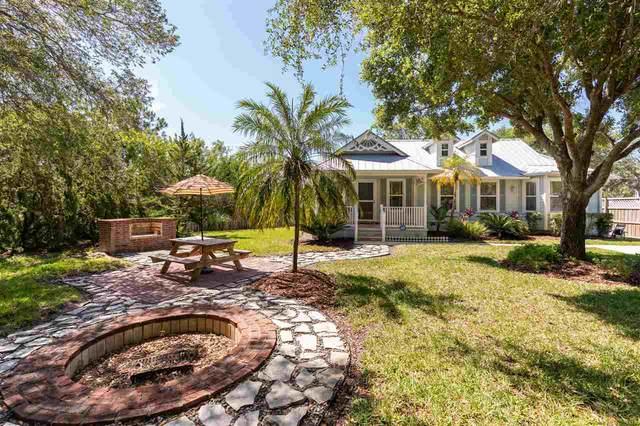 5442 Windantide Road, St Augustine, FL 32080 (MLS #212990) :: Noah Bailey Group