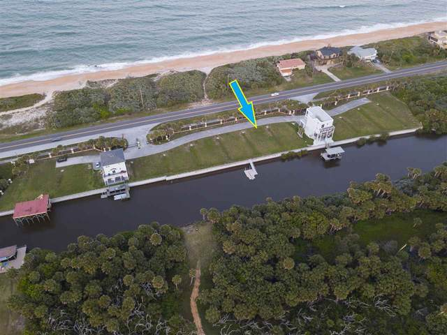 3562 N Ocean Shore Boulevard, Palm Coast, FL 32137 (MLS #213053) :: 97Park