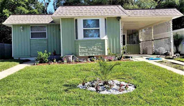 74 Angelo Ln., St Augustine, FL 32086 (MLS #213069) :: Olde Florida Realty Group