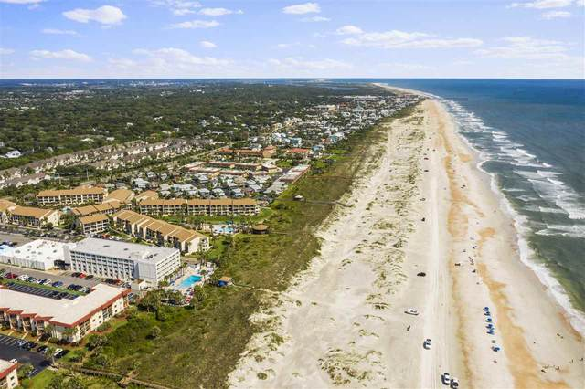 850 A1a Beach Blvd #128, St Augustine, FL 32080 (MLS #213265) :: The Collective at Momentum Realty