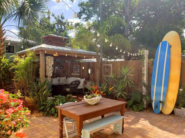 10 Ponce De Leon Ave, St Augustine, FL 32080 (MLS #213378) :: The Newcomer Group