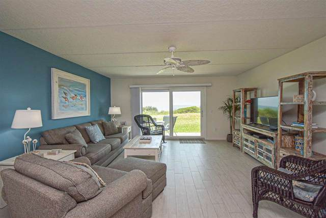 8550 S A1a Unit 104 #104, St Augustine, FL 32080 (MLS #213839) :: Olde Florida Realty Group