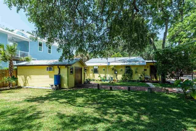 35 Desoto Pl, St Augustine, FL 32084 (MLS #213865) :: Better Homes & Gardens Real Estate Thomas Group