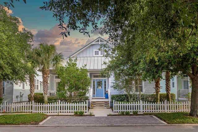 121 Island Cottage Way, St Augustine Beach, FL 32080 (MLS #213870) :: 97Park