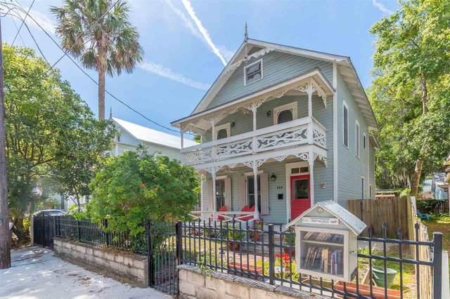 111 De Haven St, St Augustine, FL 32084 (MLS #213998) :: Bridge City Real Estate Co.