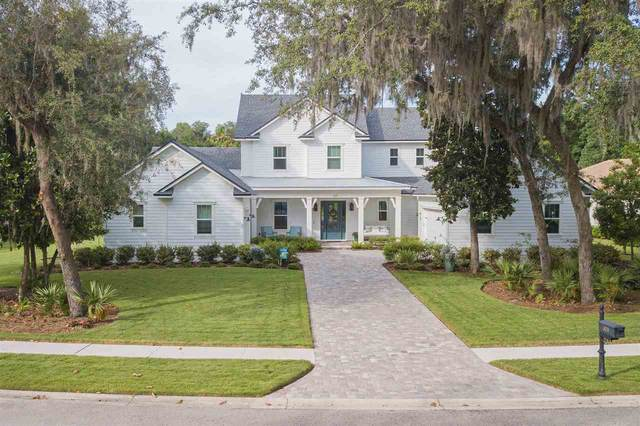 329 Vale Drive, St Augustine, FL 32095 (MLS #214175) :: Better Homes & Gardens Real Estate Thomas Group