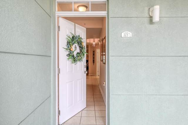 265 Atlantis Circle Unit 103 With Cp43, St Augustine Beach, FL 32080 (MLS #214213) :: The Impact Group with Momentum Realty
